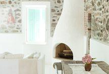 Greek design home