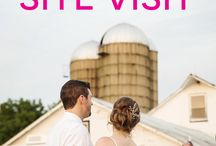 Picking Your Perfect Venue! / Here are a few handy hints and tips to picking the wedding venue of your dreams!