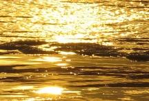 Wasser wie Gold