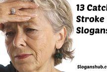 Stroke Slogans