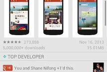 Favorite Android Apps (Social)