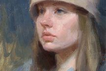 Art Painter Adam Clague