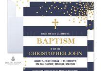 Seth's christening