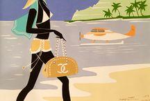 Fashion beach vocations
