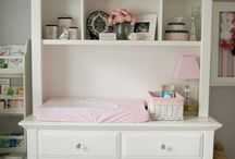 Baby dresser