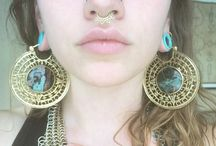 Filigran septum ring