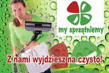My Sprzątniemy - Firma Sprzątająca