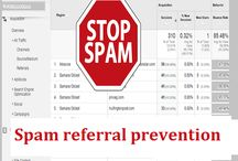 Spam referral prevention