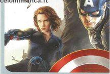 Album Avengers 2: Age of Ultron / Figurine dell'Album Panini Avengers 2: Age of Ultron