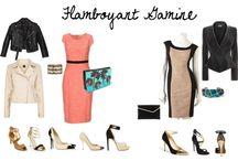 Flamboyant Gamine
