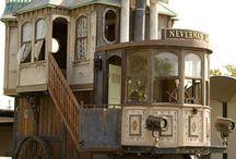 Gypsy Vardo/wagon/ Caravan / Gypsy Wagons