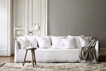 Linen Sofas