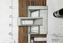 Elevations & Block Plan