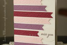 Cards - Embossing / by Penny D