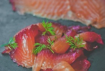 I See Food / Here fishy, fishy.... seafood recipes / by Christine Fung