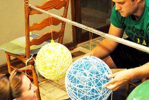 création ballon