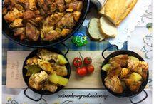 Cocina | Aves y carne