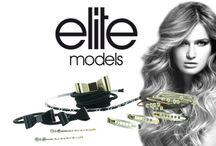 Elite Models / Značka Elite Models stojí v čele módních trendů po celém světě a může se pyšnit více než čtyřicetiletou zkušeností na poli modelingu.  Svět čeká až ho objevíte a světová módní značka Elite vás na vaší cestě doprovodí se svými prvotřídními produkty v oblasti kosmetických a vlasových doplňků!