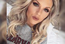 Blonde style
