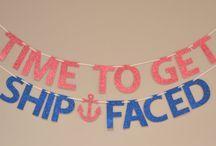 Birthday Boat Party