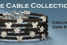 Cable Bracelets / by Heavenly Treasures