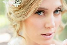 Cabelo e make / Cabelos e maquiagens para noivas e dubutantes