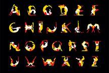 sexy alphabet