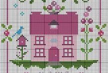 maisons  jardin