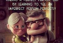 Love isn't perfect but it might be worth it...<3 / Love,<3