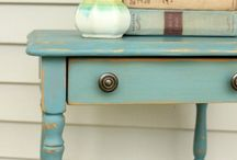 painted furniture / by Susan Seidel
