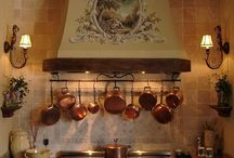 provencal kitchen