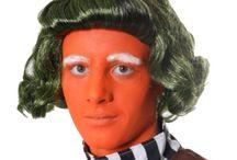 Facepaint - Willy Wonka