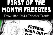 Fab Freebies on TpT