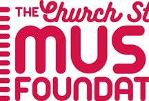 The Church Studio Music Foundation