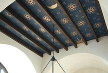 потолок свод