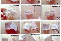 papír dobozok