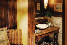 Powder Bath - DPC Custom Homes