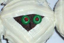 Halloween foods / by Debbie Drago