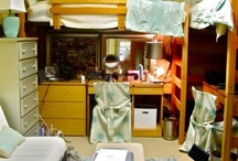 Dorm rooms / by Debra Steinke Brey