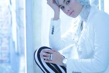 addorable fashion hijab / classy is when a woman has everything to flaunt but choose not to show it..*hijab