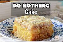 Zen's cake recipes