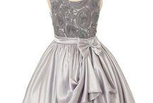 Little Bridesmaids Dresses