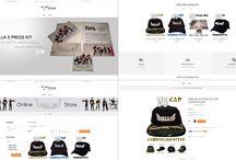 Ernesto Cortazar Diseño Web / My Web Design work, Online Stores, Apps, Websites, etc..