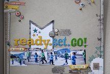 Crafts - Scrapbook - LO's >3 pictures