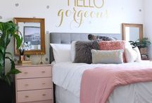Deco chambre à coucher