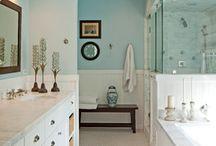 Bath remodel / by Christine Ruppel