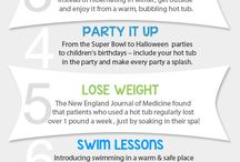 Hot tub and Pool Info