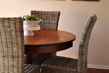 dining chairs / by Lauren Scott