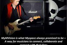 MyMVision Musicians Endorsment / MyMVision Musicians Endorsment