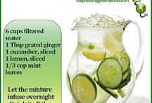 Flat tummy drink